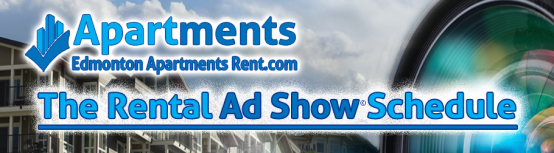 The Rental Ad Show© Schedule